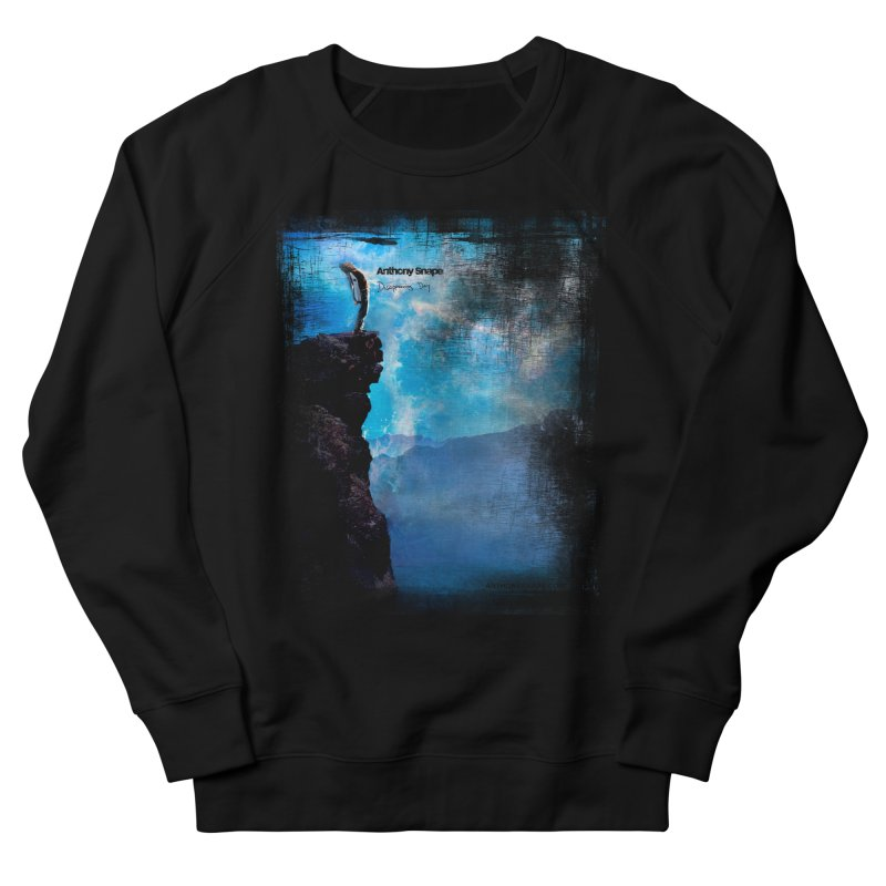 Disappearing Day - Song Inspired Art Men's French Terry Sweatshirt by Home Store - Music Artist Anthony Snape