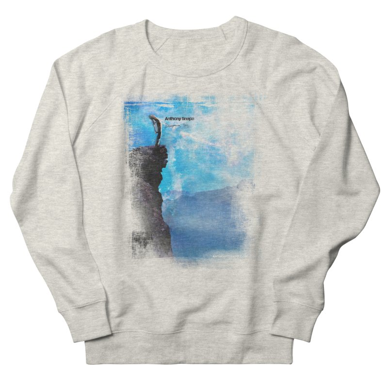 Disappearing Day - Song Inspired Art Men's Sweatshirt by Music Artist Anthony Snape