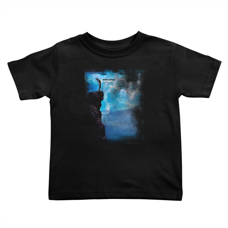 Disappearing Day - Song Inspired Art Kids Toddler T-Shirt by Music Artist Anthony Snape