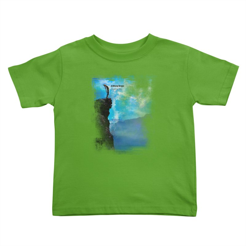 Disappearing Day - Song Inspired Art Kids Toddler T-Shirt by Home Store - Music Artist Anthony Snape
