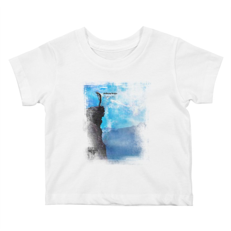 Disappearing Day - Song Inspired Art Kids Baby T-Shirt by Home Store - Music Artist Anthony Snape
