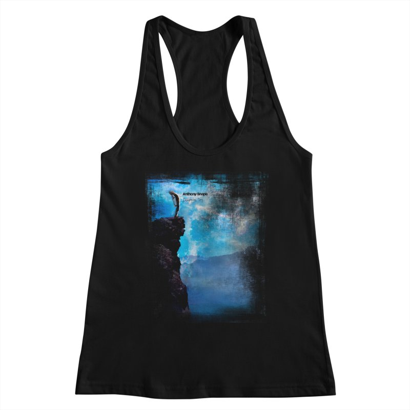 Disappearing Day - Song Inspired Art Women's Tank by Music Artist Anthony Snape