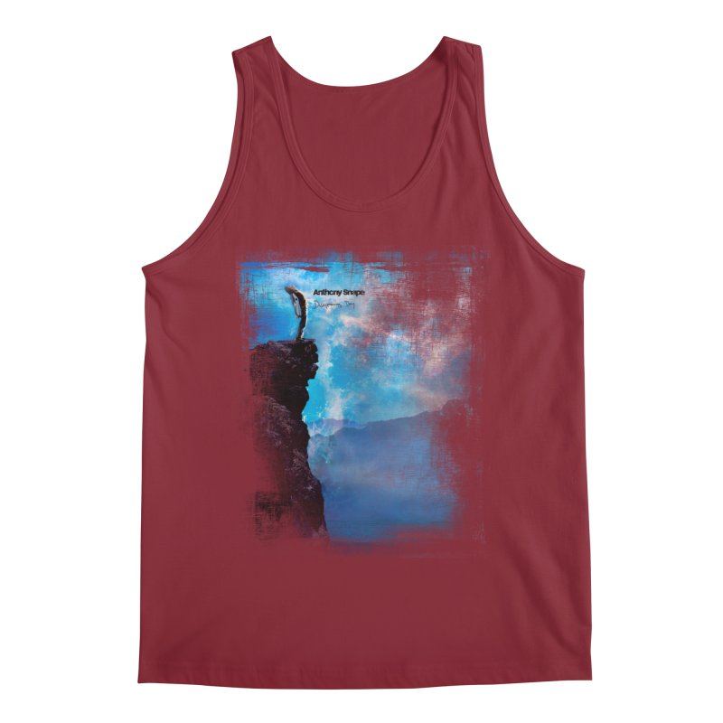 Disappearing Day - Song Inspired Art Men's Tank by Home Store - Music Artist Anthony Snape