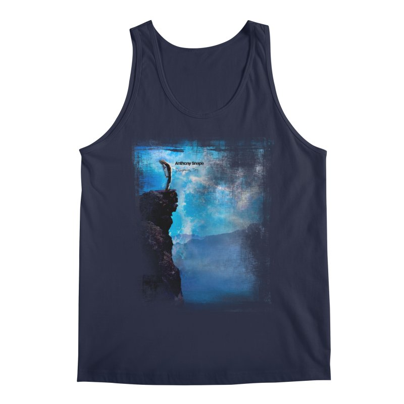 Disappearing Day - Song Inspired Art Men's Regular Tank by Home Store - Music Artist Anthony Snape
