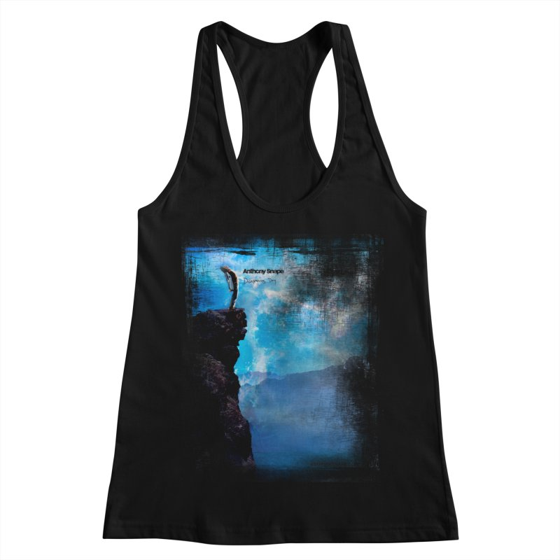 Disappearing Day - Song Inspired Art Women's Tank by Home Store - Music Artist Anthony Snape