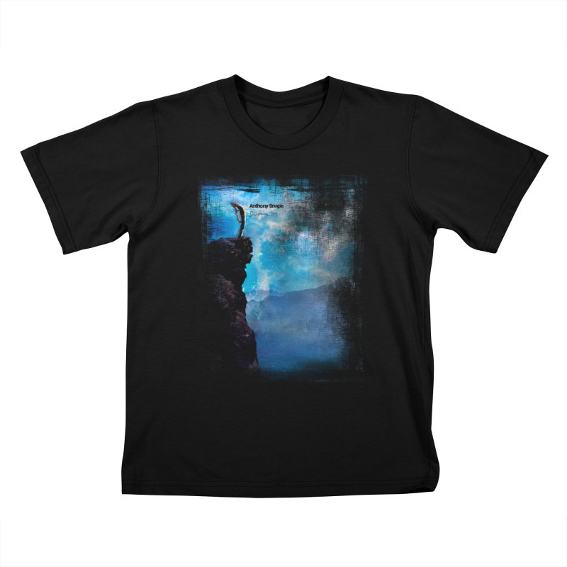 Disappearing Day - Song Inspired Art Kids T-Shirt by Home Store - Music Artist Anthony Snape