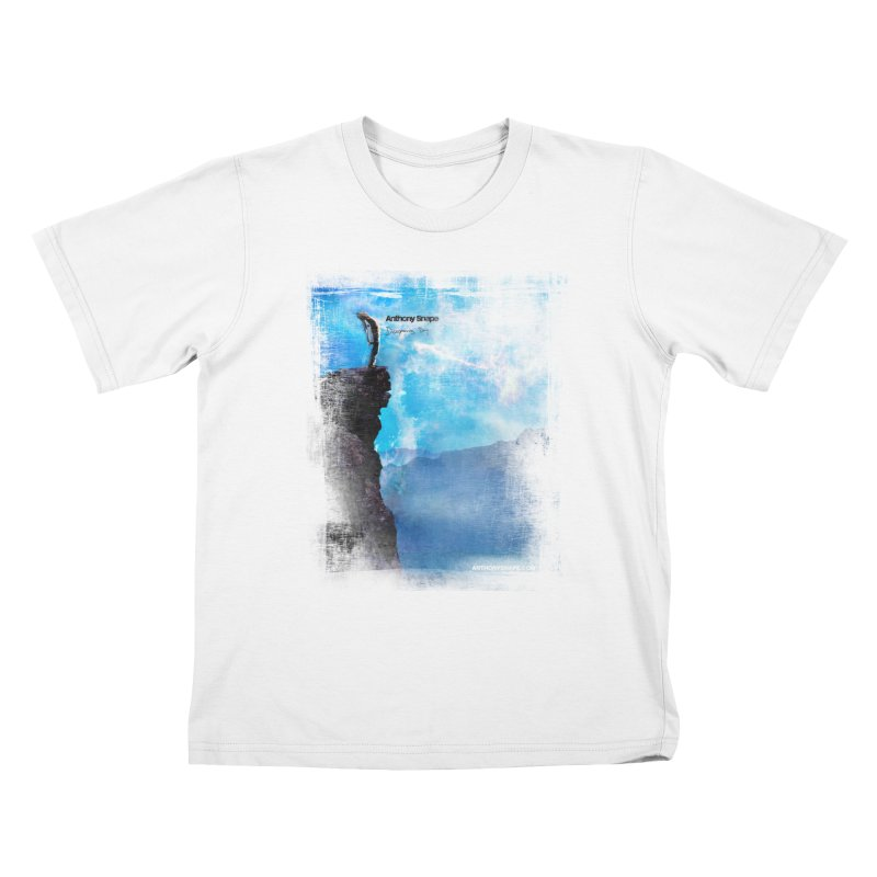Disappearing Day - Song Inspired Art Kids T-Shirt by Music Artist Anthony Snape