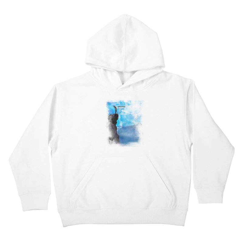 Disappearing Day - Song Inspired Art Kids Pullover Hoody by Home Store - Music Artist Anthony Snape