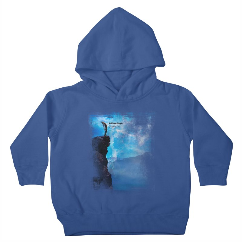 Disappearing Day - Song Inspired Art Kids Toddler Pullover Hoody by Music Artist Anthony Snape