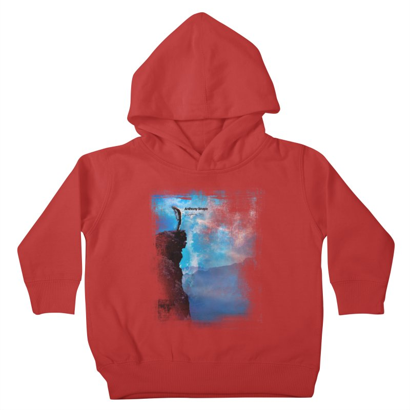 Disappearing Day - Song Inspired Art Kids Toddler Pullover Hoody by Home Store - Music Artist Anthony Snape