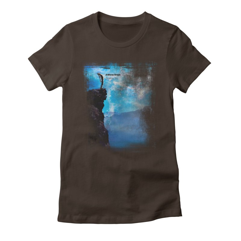 Disappearing Day - Song Inspired Art Women's T-Shirt by Home Store - Music Artist Anthony Snape