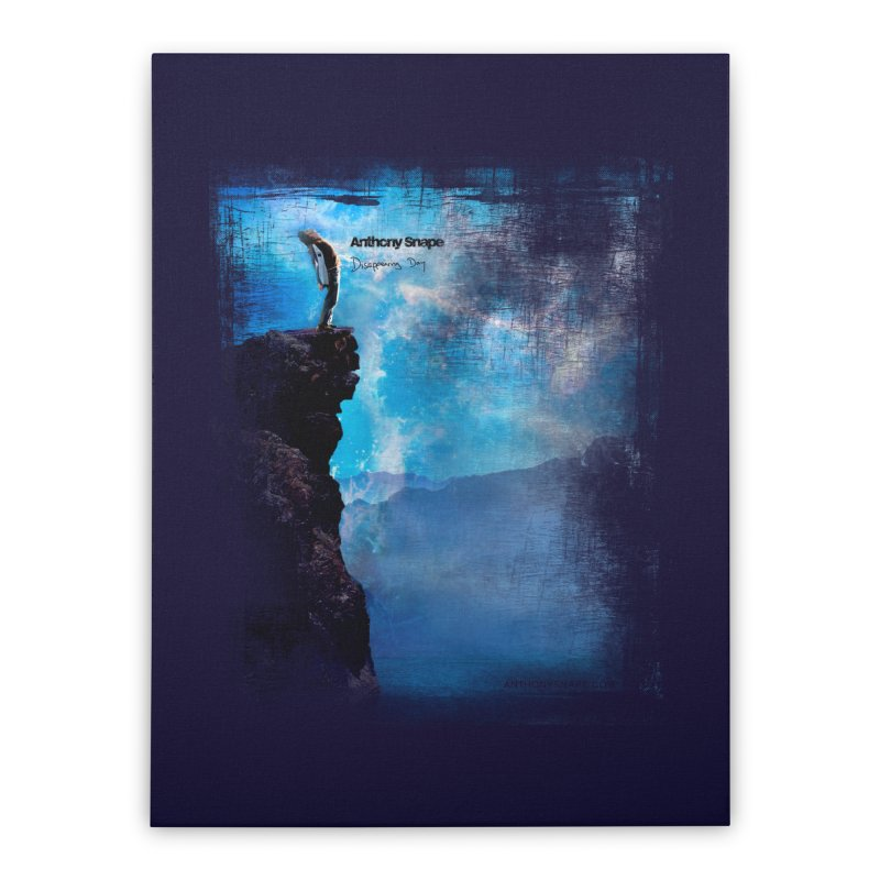 Disappearing Day - Song Inspired Art Home Stretched Canvas by Home Store - Music Artist Anthony Snape