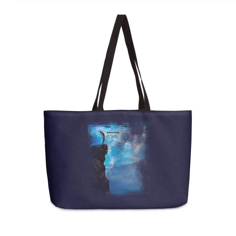 Disappearing Day - Song Inspired Art Accessories Weekender Bag Bag by Home Store - Music Artist Anthony Snape