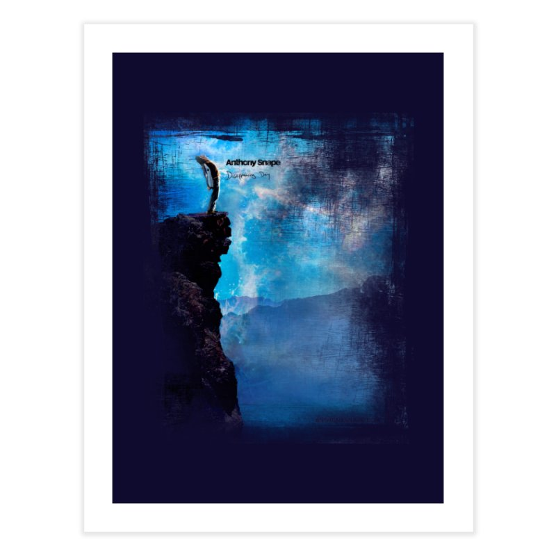 Disappearing Day - Song Inspired Art Home Fine Art Print by Home Store - Music Artist Anthony Snape