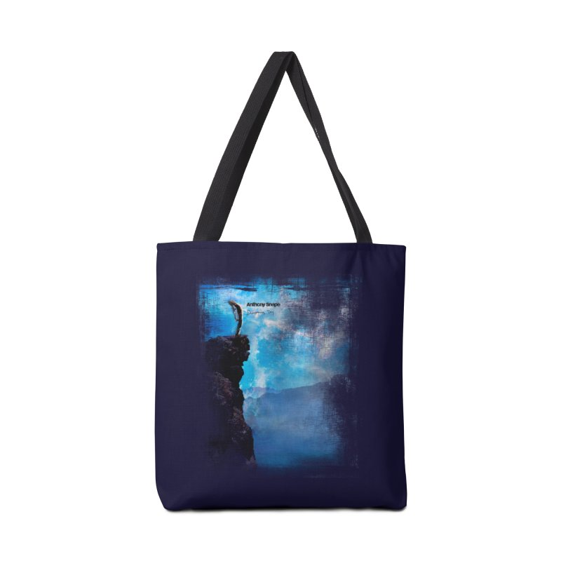 Disappearing Day - Song Inspired Art Accessories Bag by Home Store - Music Artist Anthony Snape