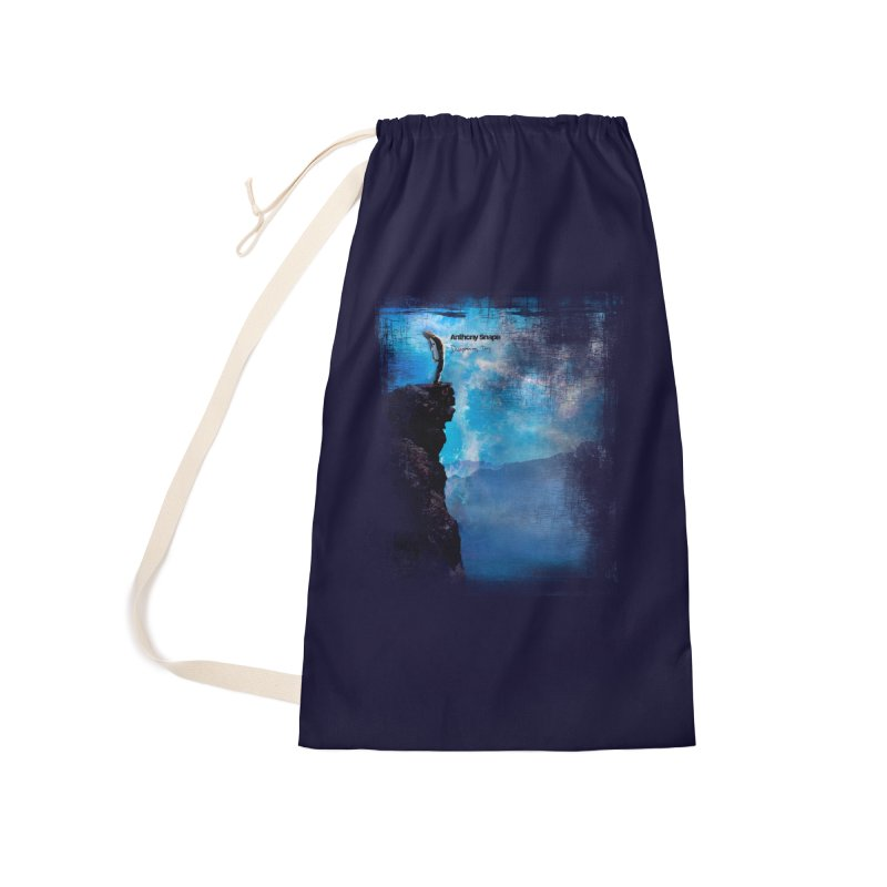 Disappearing Day - Song Inspired Art Accessories Bag by Music Artist Anthony Snape