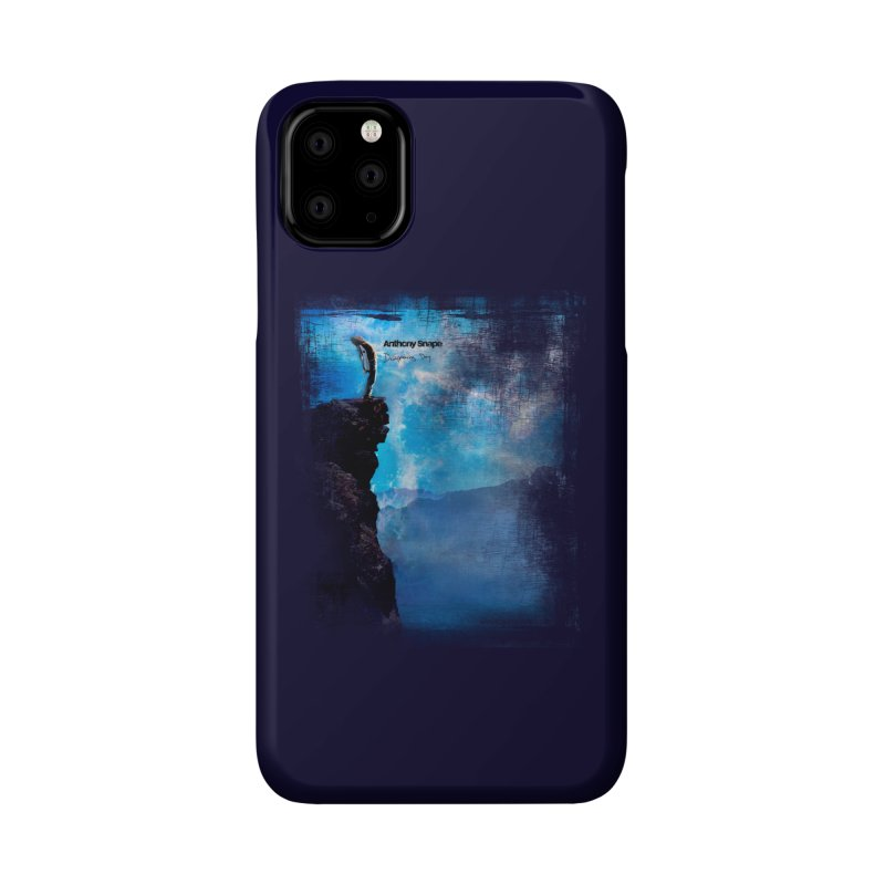 Disappearing Day - Song Inspired Art Accessories Phone Case by Music Artist Anthony Snape