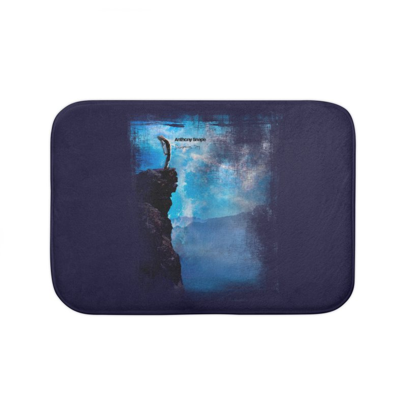 Disappearing Day - Song Inspired Art Home Bath Mat by Home Store - Music Artist Anthony Snape
