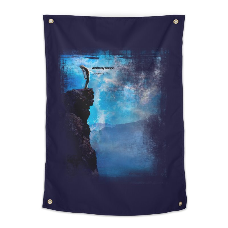 Disappearing Day - Song Inspired Art Home Tapestry by Home Store - Music Artist Anthony Snape