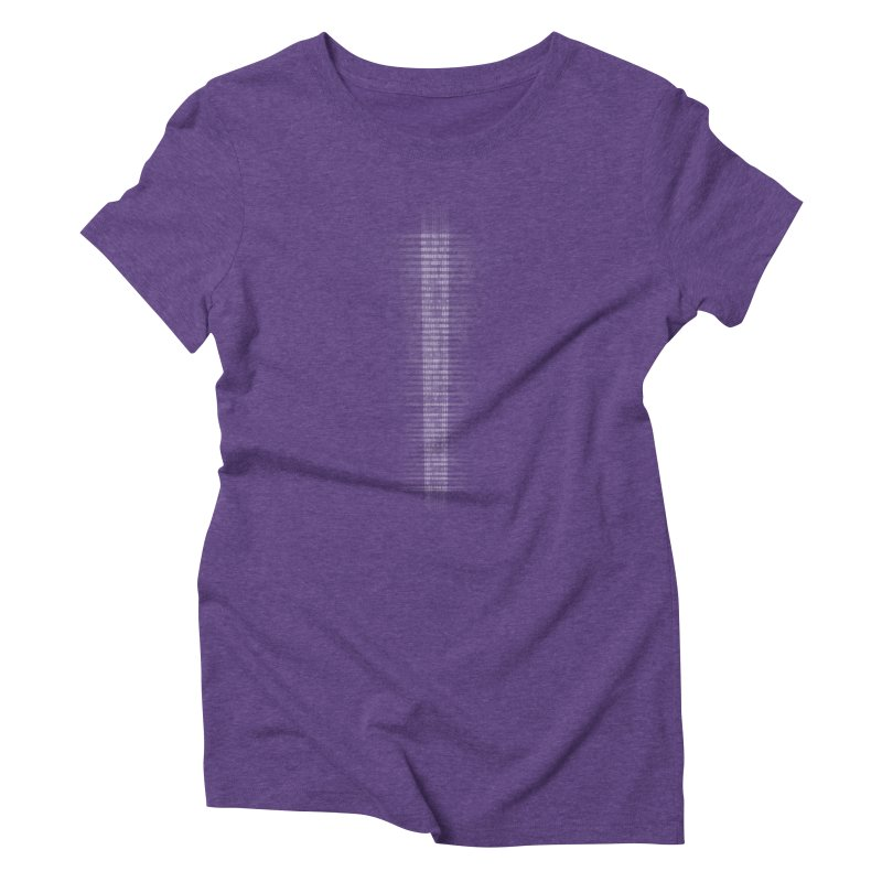 Solitude - Inspired Design Women's Triblend T-Shirt by Home Store - Music Artist Anthony Snape