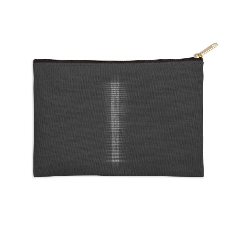 Solitude - Inspired Design Accessories Zip Pouch by Home Store - Music Artist Anthony Snape