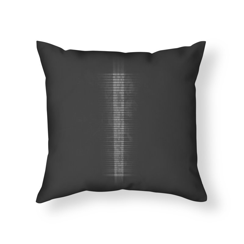 Solitude - Inspired Design Home Throw Pillow by Home Store - Music Artist Anthony Snape