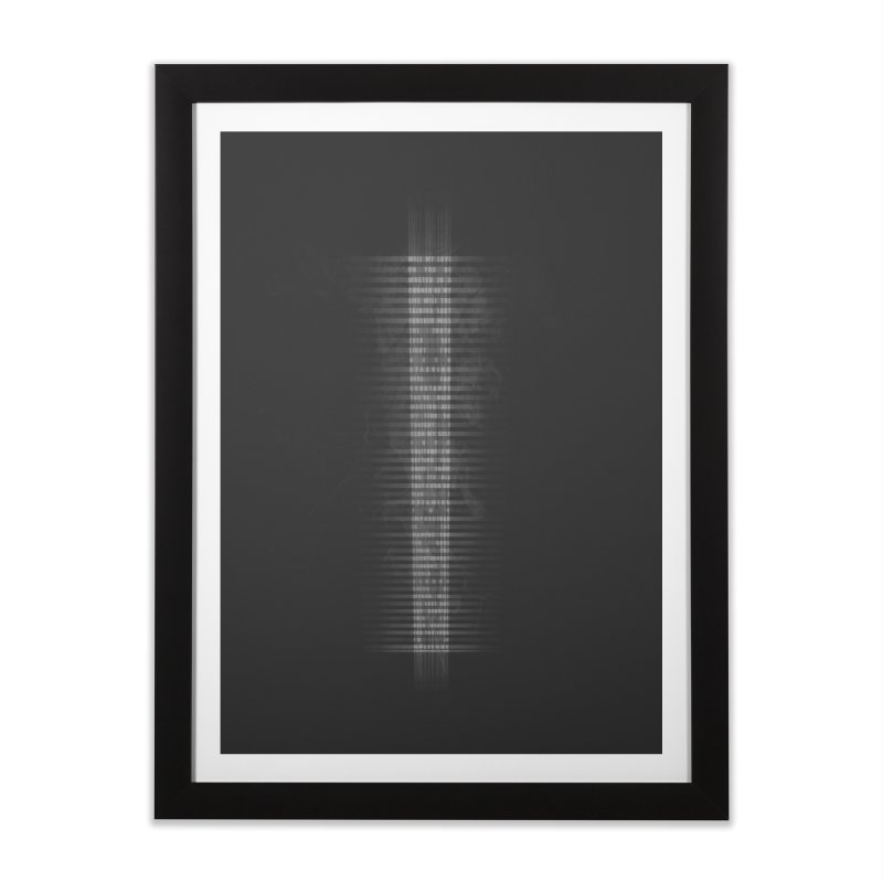 Solitude - Inspired Design Home Framed Fine Art Print by Home Store - Music Artist Anthony Snape