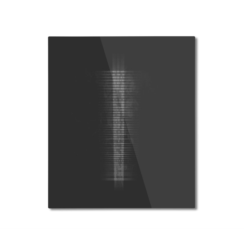 Solitude - Inspired Design Home Mounted Aluminum Print by Home Store - Music Artist Anthony Snape