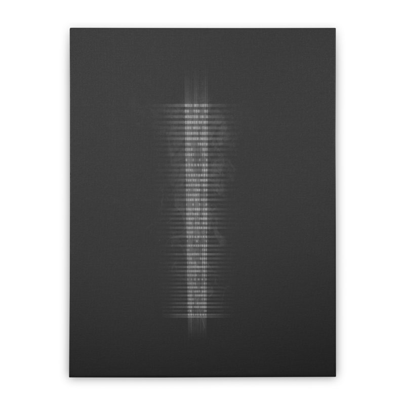 Solitude - Inspired Design Home Stretched Canvas by Home Store - Music Artist Anthony Snape
