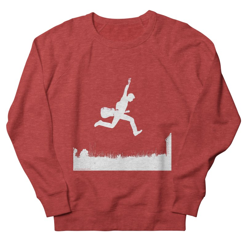 COME - Song Inspired Design Women's French Terry Sweatshirt by Home Store - Music Artist Anthony Snape