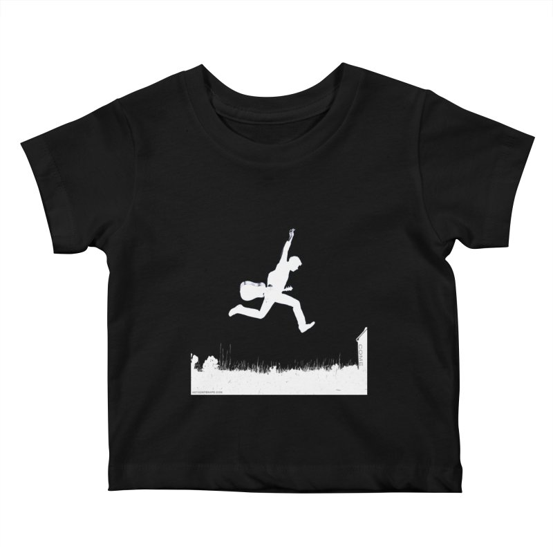COME - Song Inspired Design Kids Baby T-Shirt by Home Store - Music Artist Anthony Snape