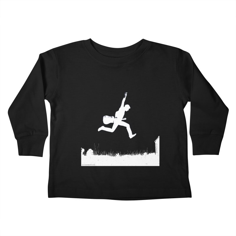 COME - Song Inspired Design Kids Toddler Longsleeve T-Shirt by Home Store - Music Artist Anthony Snape