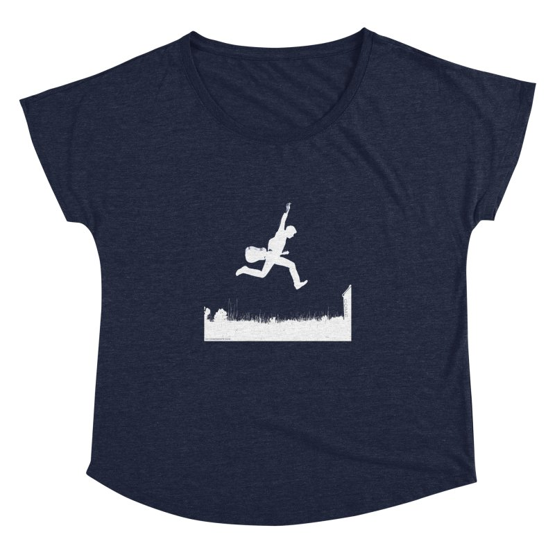 COME - Song Inspired Design Women's Dolman Scoop Neck by Home Store - Music Artist Anthony Snape