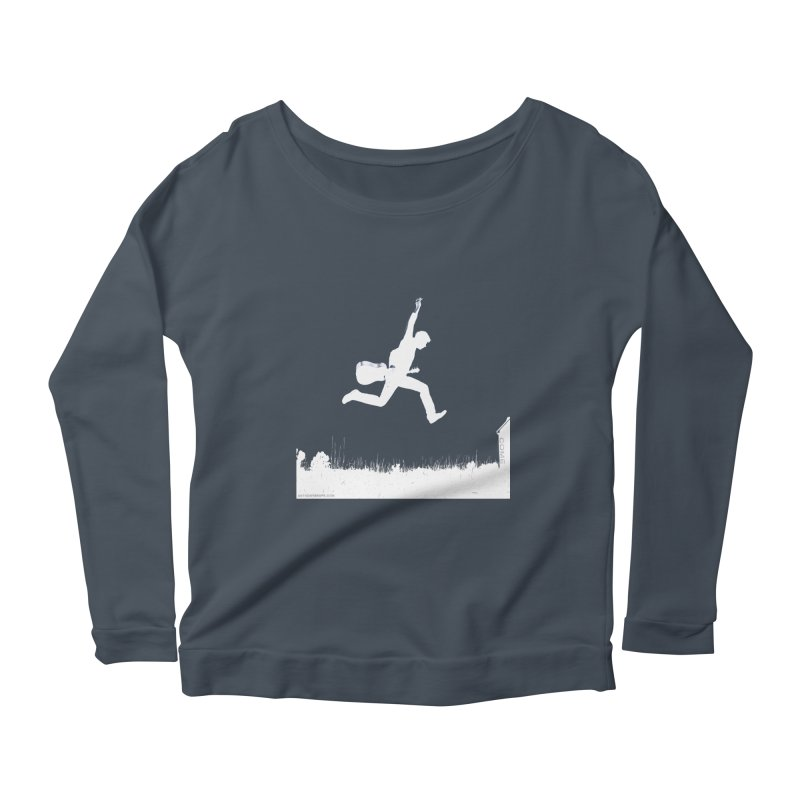 COME - Song Inspired Design Women's Scoop Neck Longsleeve T-Shirt by Home Store - Music Artist Anthony Snape