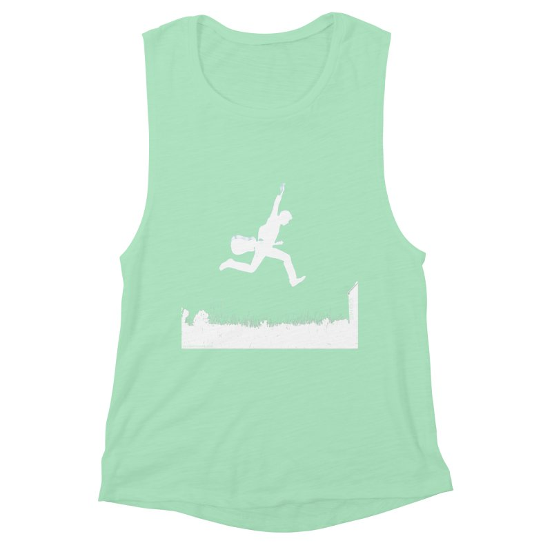 COME - Song Inspired Design Women's Muscle Tank by Home Store - Music Artist Anthony Snape