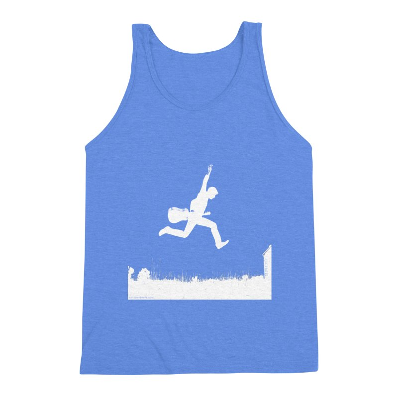COME - Song Inspired Design Men's Triblend Tank by Home Store - Music Artist Anthony Snape