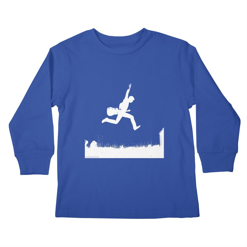 COME - Song Inspired Design Kids Longsleeve T-Shirt by Home Store - Music Artist Anthony Snape