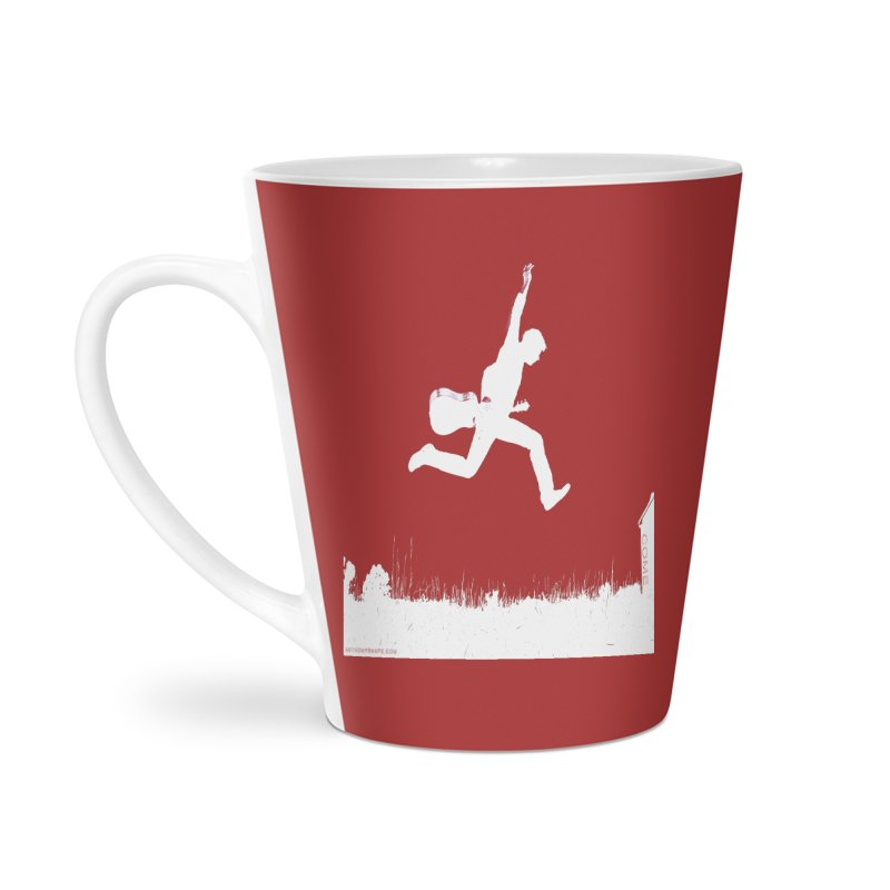 COME - Song Inspired Design Accessories Latte Mug by Home Store - Music Artist Anthony Snape