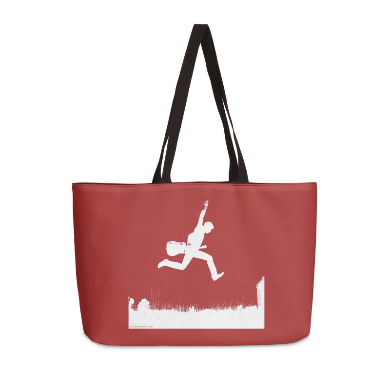 COME - Song Inspired Design Accessories Weekender Bag Bag by Home Store - Music Artist Anthony Snape