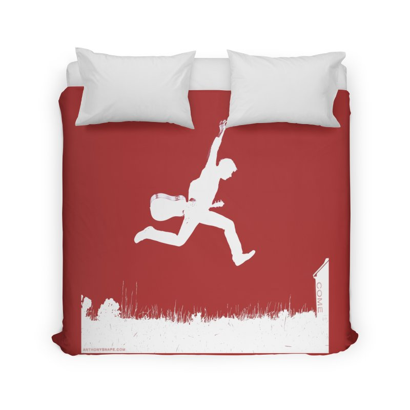 COME - Song Inspired Design Home Duvet by Home Store - Music Artist Anthony Snape