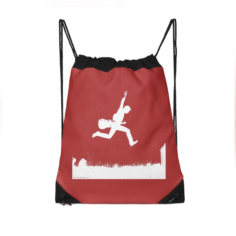 COME - Song Inspired Design Accessories Drawstring Bag Bag by Home Store - Music Artist Anthony Snape