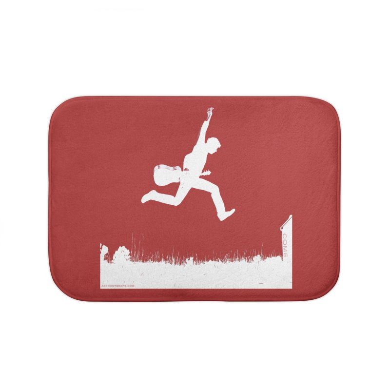 COME - Song Inspired Design Home Bath Mat by Home Store - Music Artist Anthony Snape