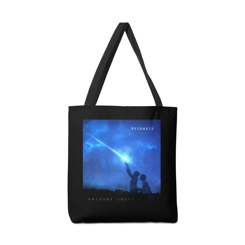Resonate Album Artwork Design Accessories Tote Bag Bag by Home Store - Music Artist Anthony Snape