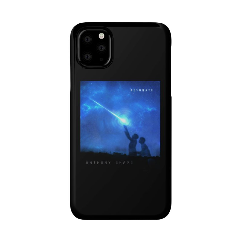 Resonate Album Artwork Design Accessories Phone Case by Home Store - Music Artist Anthony Snape