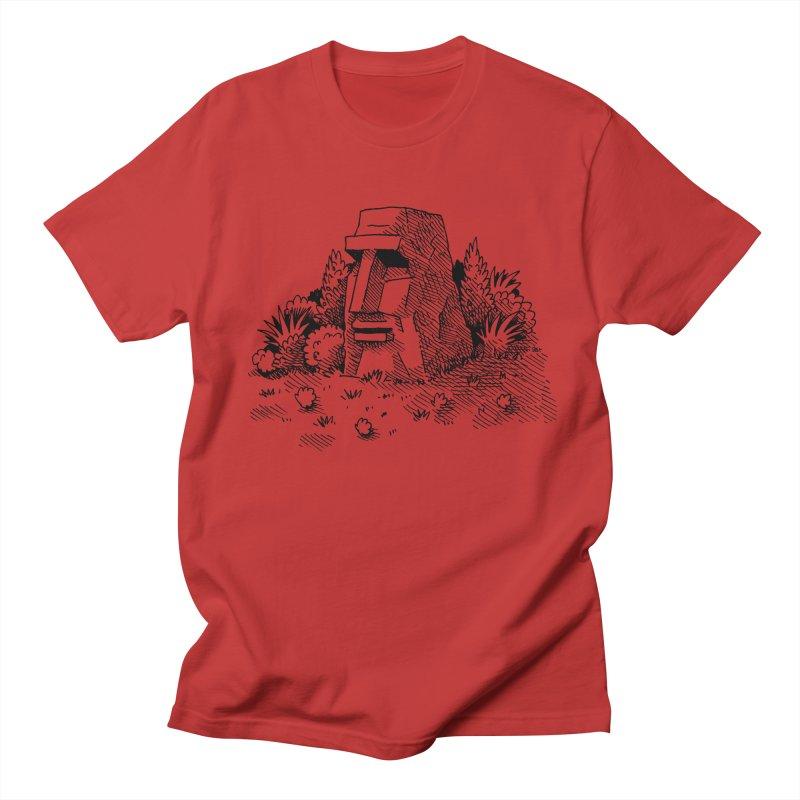 Jungle Monolith Women's Unisex T-Shirt by Anthony Woodward's Artist Shop