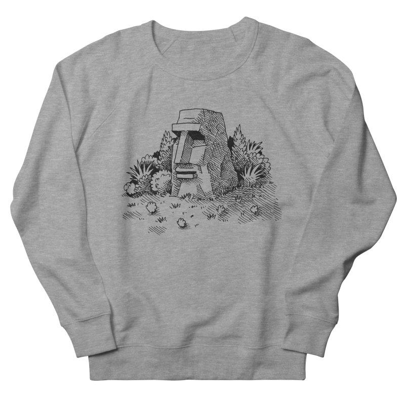Jungle Monolith Women's Sweatshirt by Anthony Woodward's Artist Shop