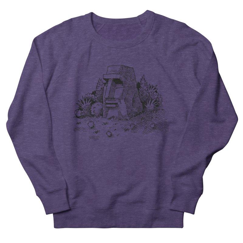 Jungle Monolith Men's Sweatshirt by Anthony Woodward's Artist Shop
