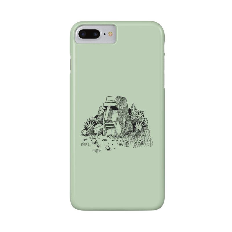 Jungle Monolith Accessories Phone Case by Anthony Woodward's Artist Shop