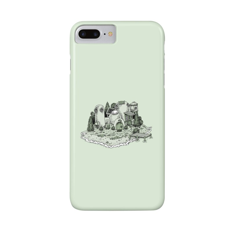 Island Getaway Accessories Phone Case by Anthony Woodward's Artist Shop