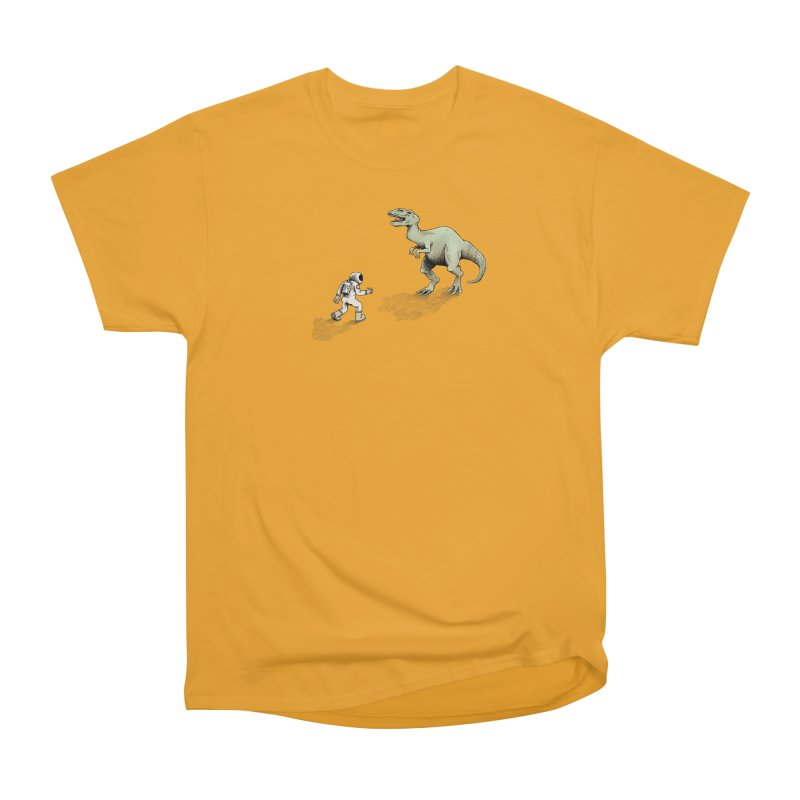 Time Travel Problems Men's Classic T-Shirt by Anthony Woodward's Artist Shop